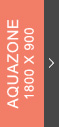 Aquazone 1800 x 900
